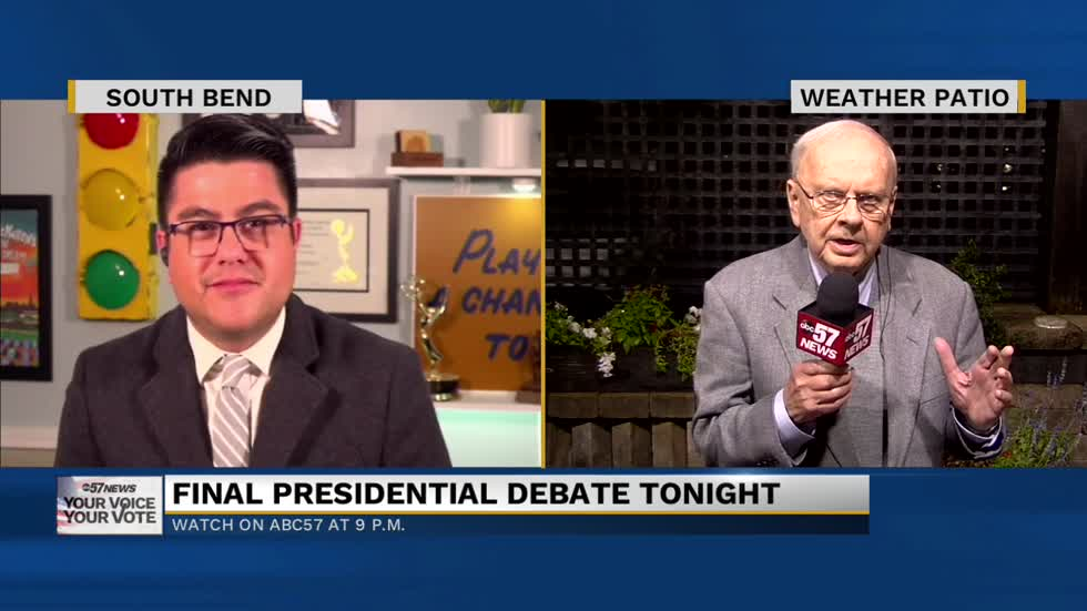 Presidential debate preview